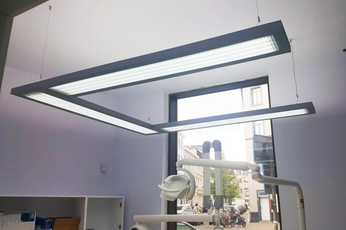 Project Tandarts Camerlinck – Antwerpen