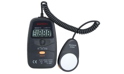 Lichtmeter apparaat